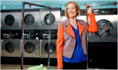 A clean start: From real estate exec to laundromat owner