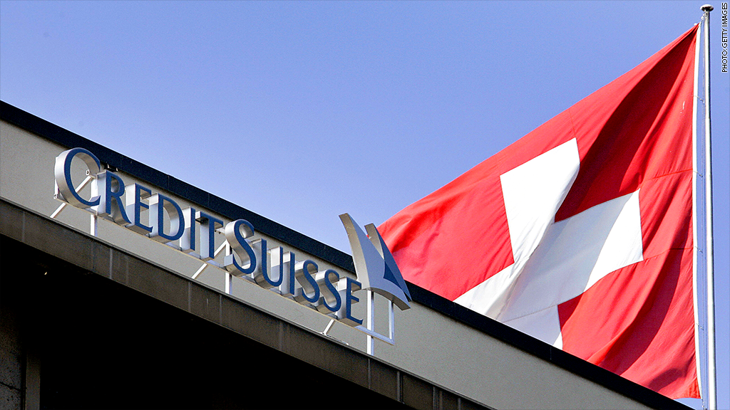 credit suisse switzerland