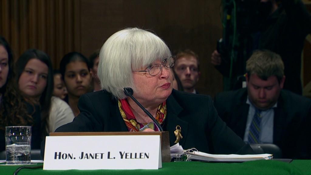 Yellen: Fed can't regulate Bitcoin