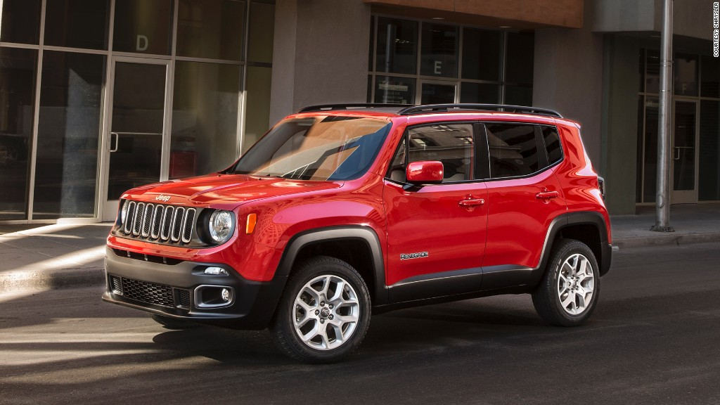 jeep unveils new renegade small suv. Black Bedroom Furniture Sets. Home Design Ideas
