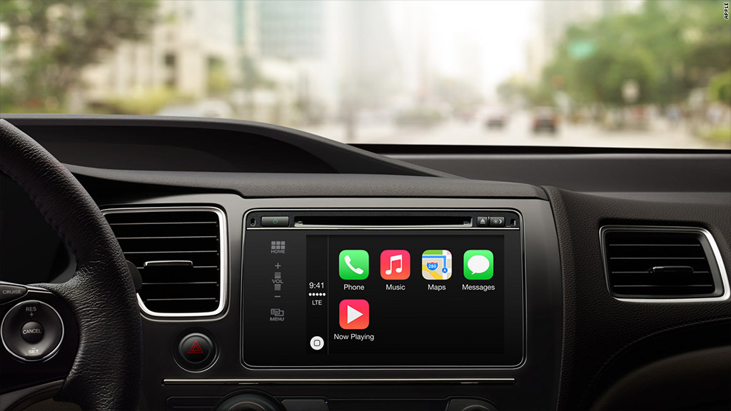 apple carplay safety