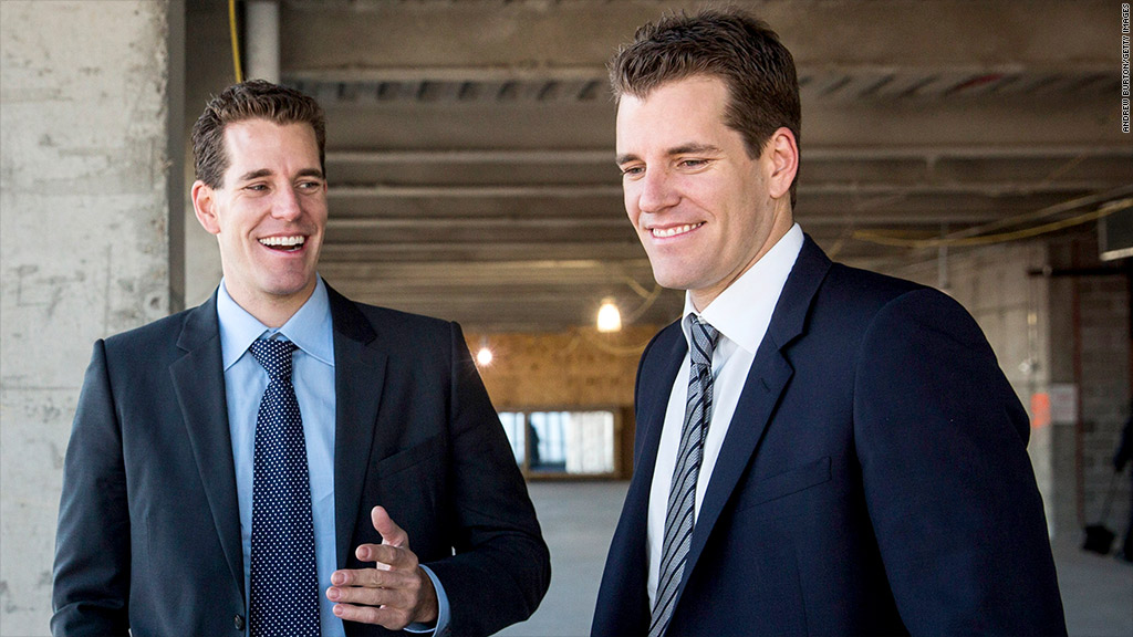 winklevoss virgin galactic bitcoins