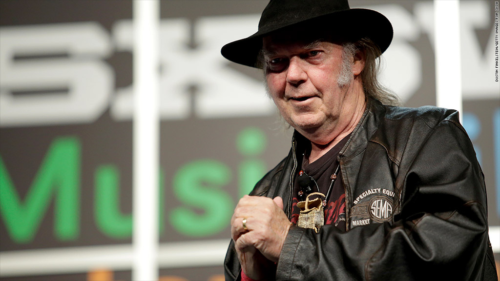 neil young sxsw
