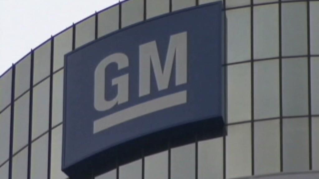 GM's stock is a lemon in 2014