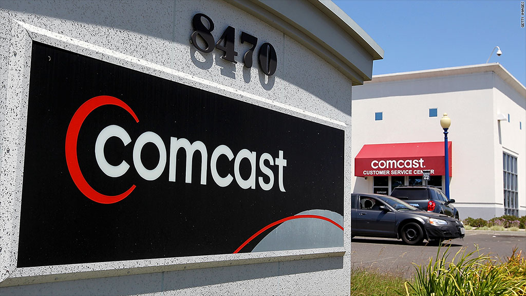 comcast silicon valley
