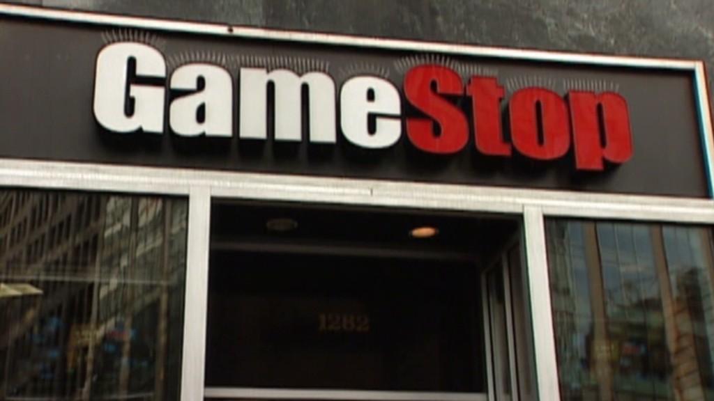 GameStop falls on Walmart fears