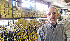Meet America's oldest bike maker