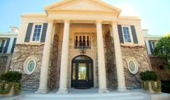 The $90M estate where Walt Disney slept
