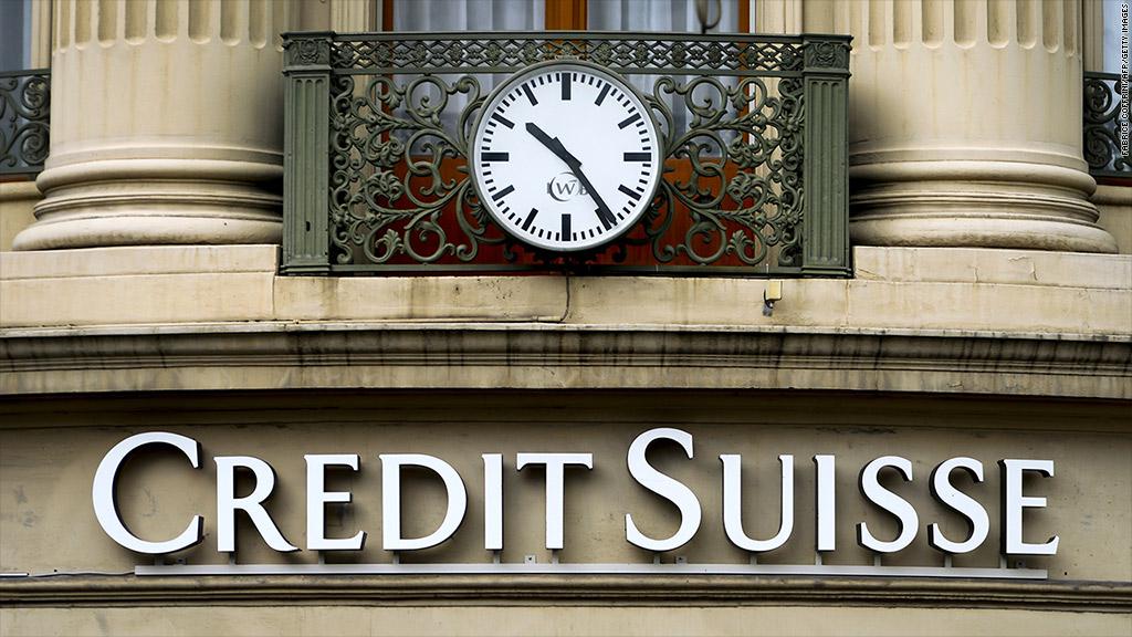 credit suisse settlement fhfa