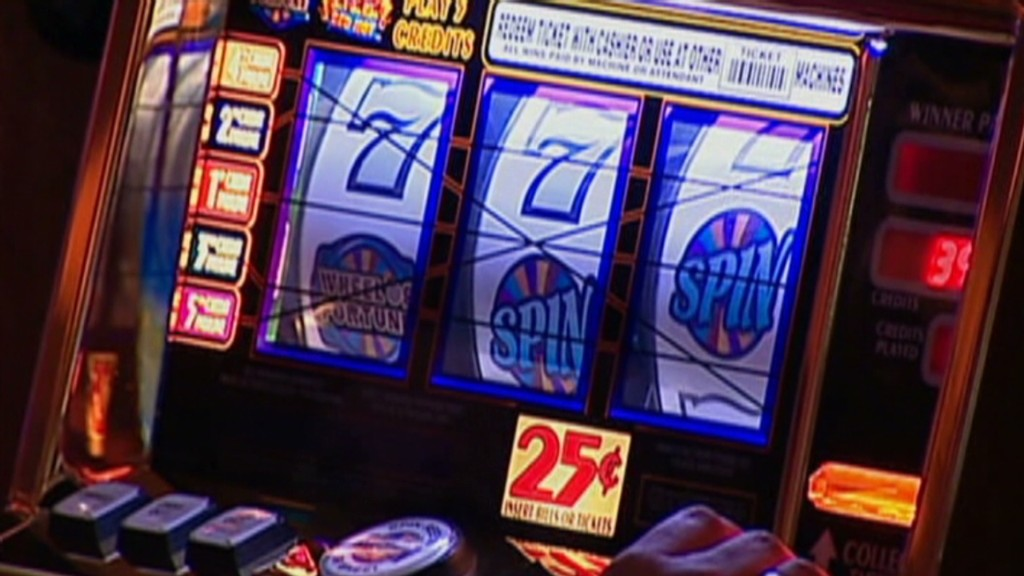 No luck for slot machine maker IGT