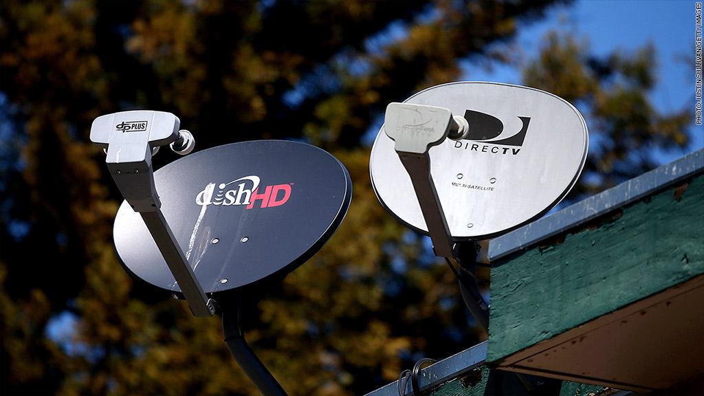 dish network directtv