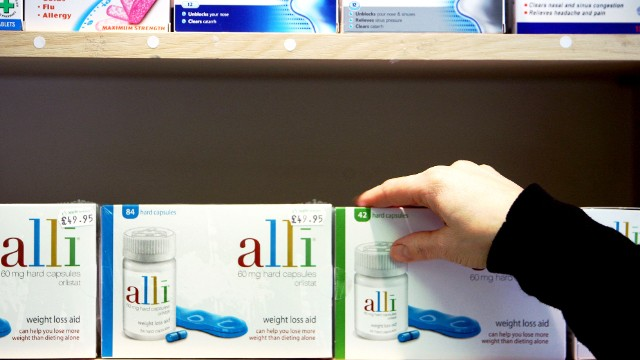 Alli Weight Loss Drug Recalled For Tampering