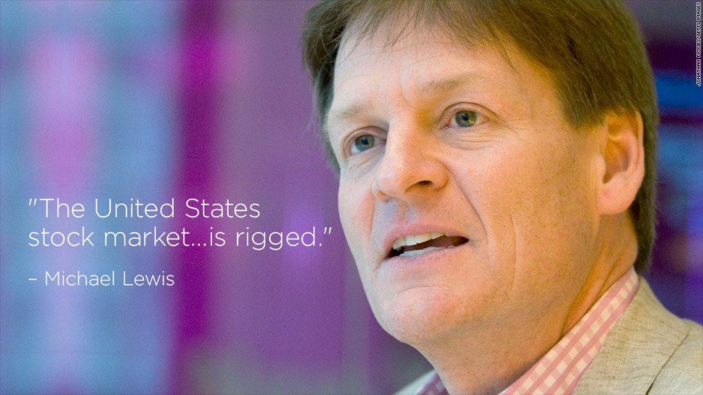 michael lewis quote