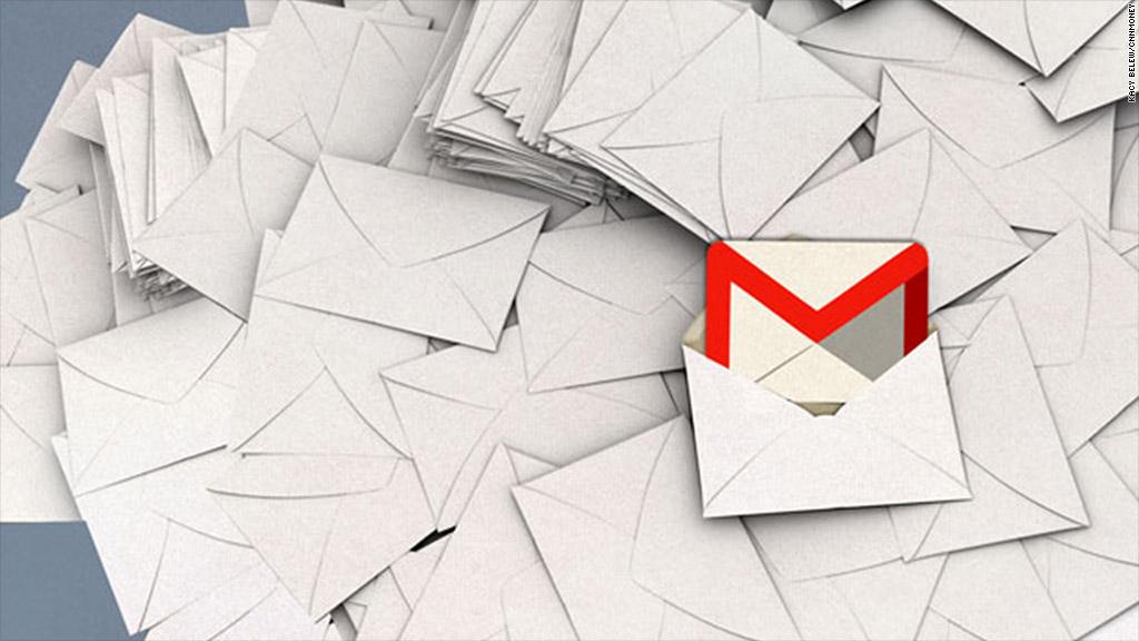 gmail 10 year anniversary