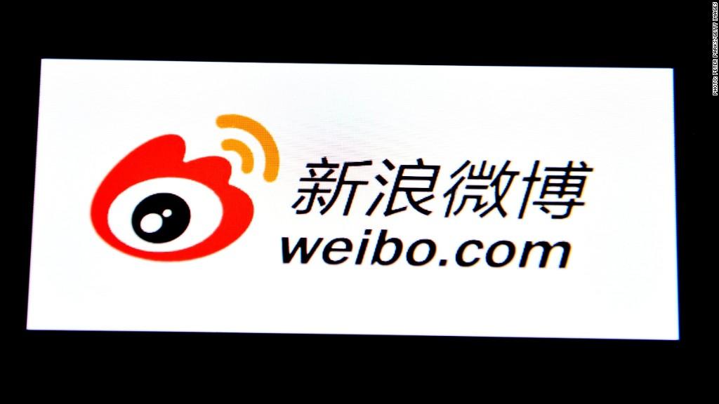 weibo nasdaq