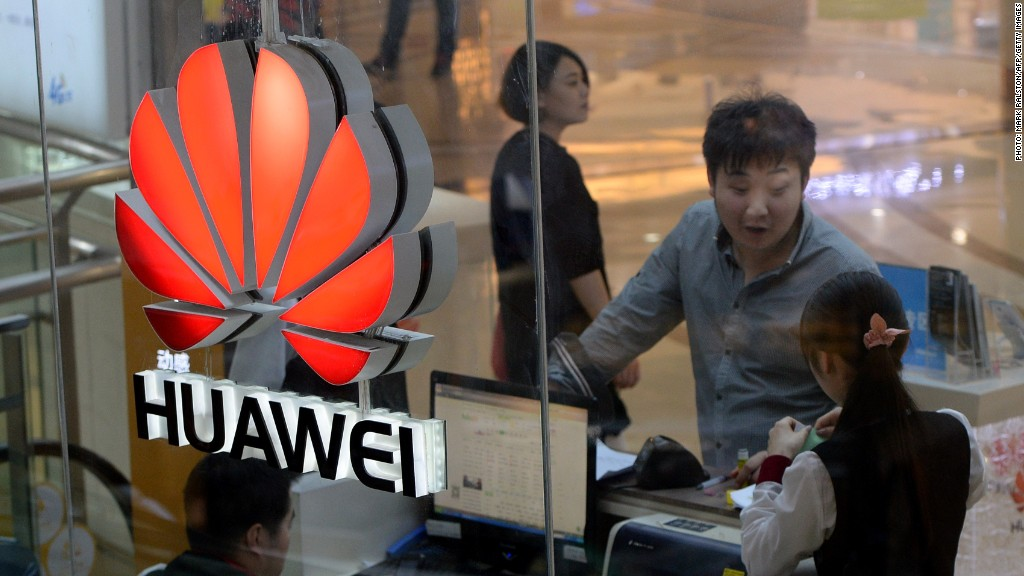 china jobs - huawei