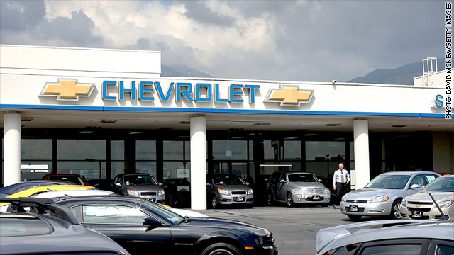 Gm Sales Unscathed By Recall Crisis