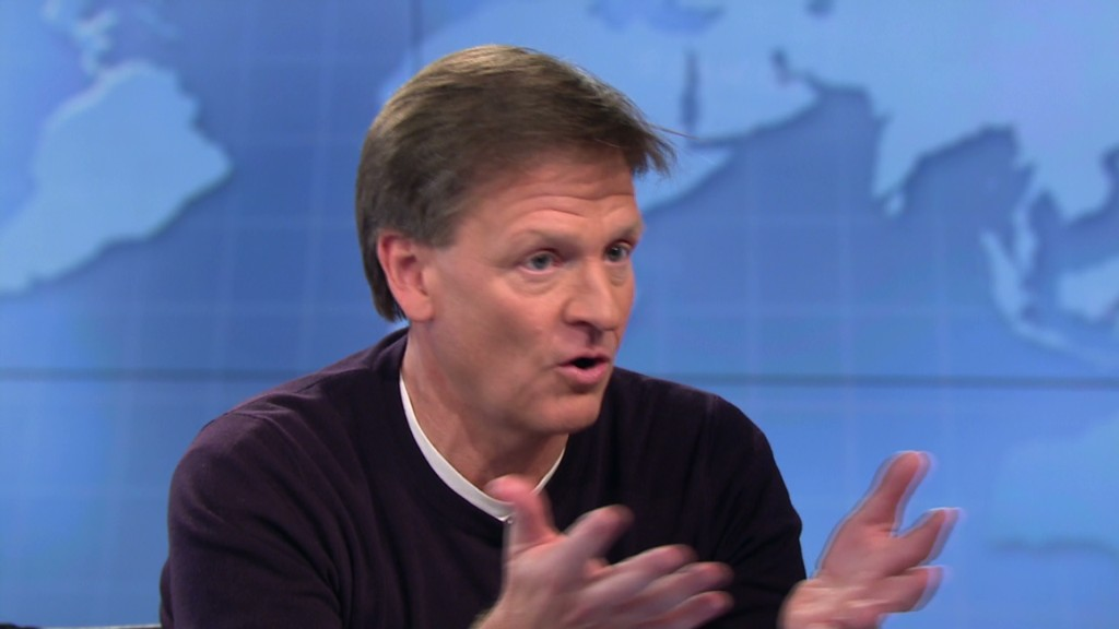 Michael Lewis on 'computerized scalping'