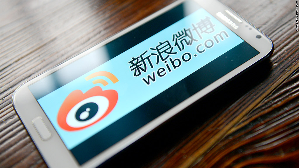 weibo initial public offering