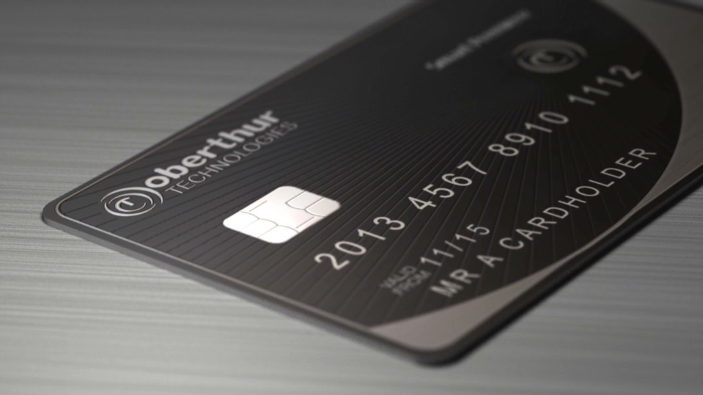How to make credit cards more secure