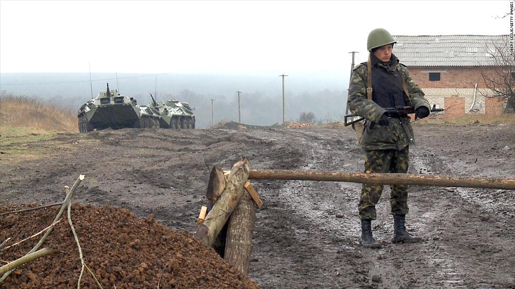 russia ukraine tension