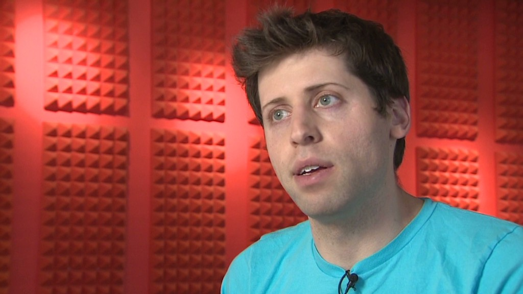 What Sam Altman, president of Y Combinator, looks for in startups