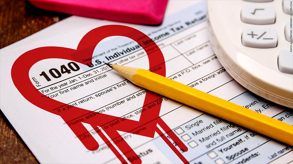heartbleed taxes