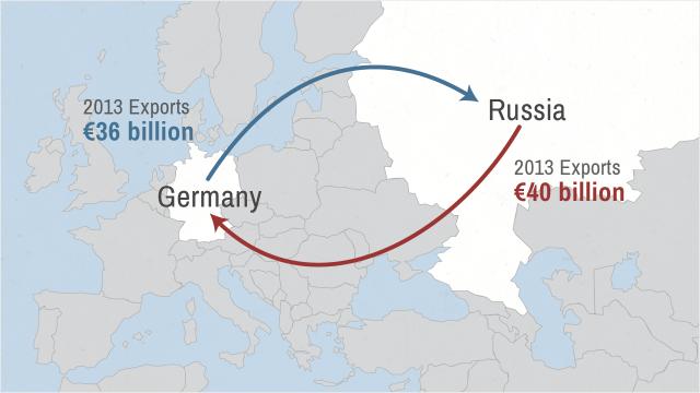 Germany Outlook Sours On Ukraine Concerns