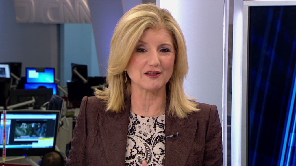 N Arianna Huffington on women and success_00020619