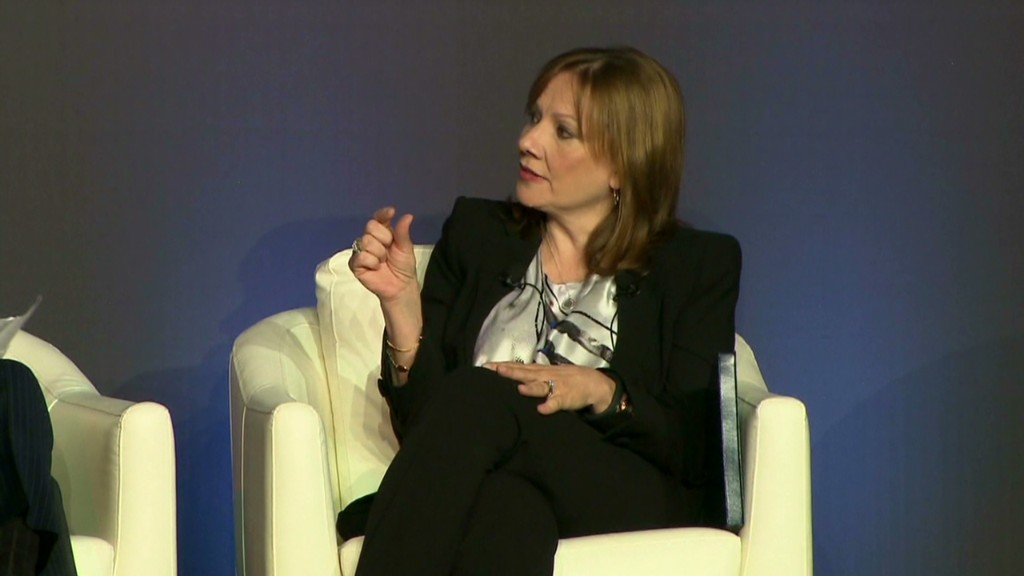 CEO Mary Barra on GM recall