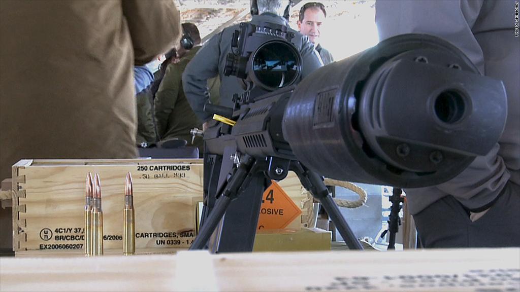 civilian silencer