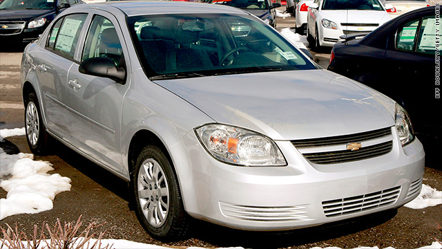 Gm S Recalled Cobalt Was A Failure From The Start