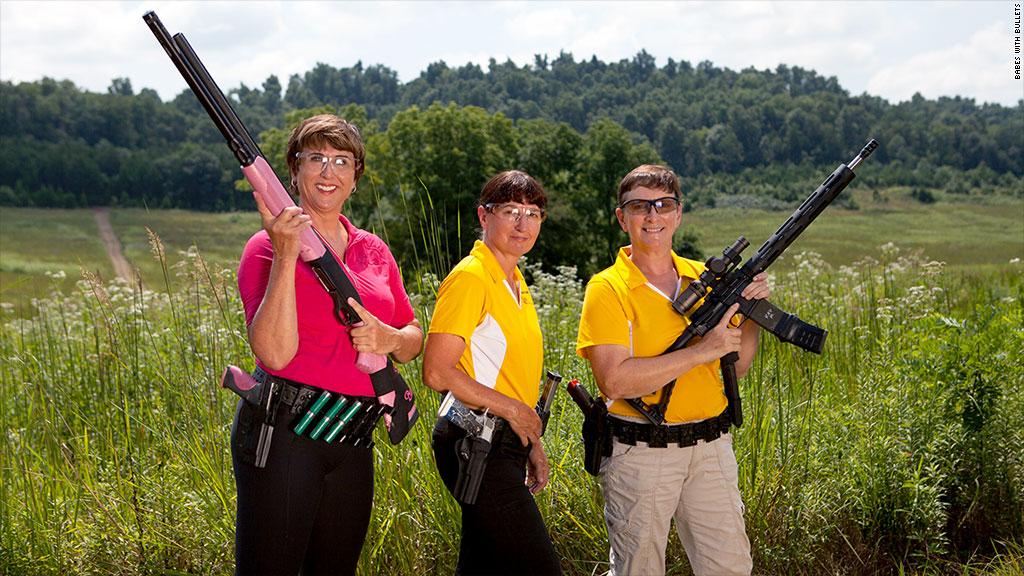 babes bullets instructors