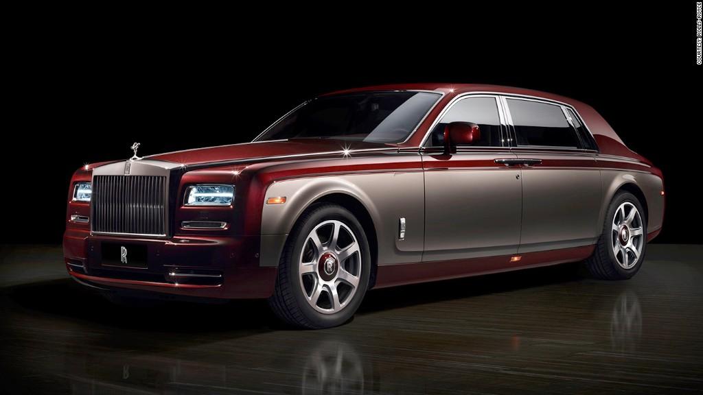 Rolls Royce Pinnacle Travel Phantom Cool Cars From The