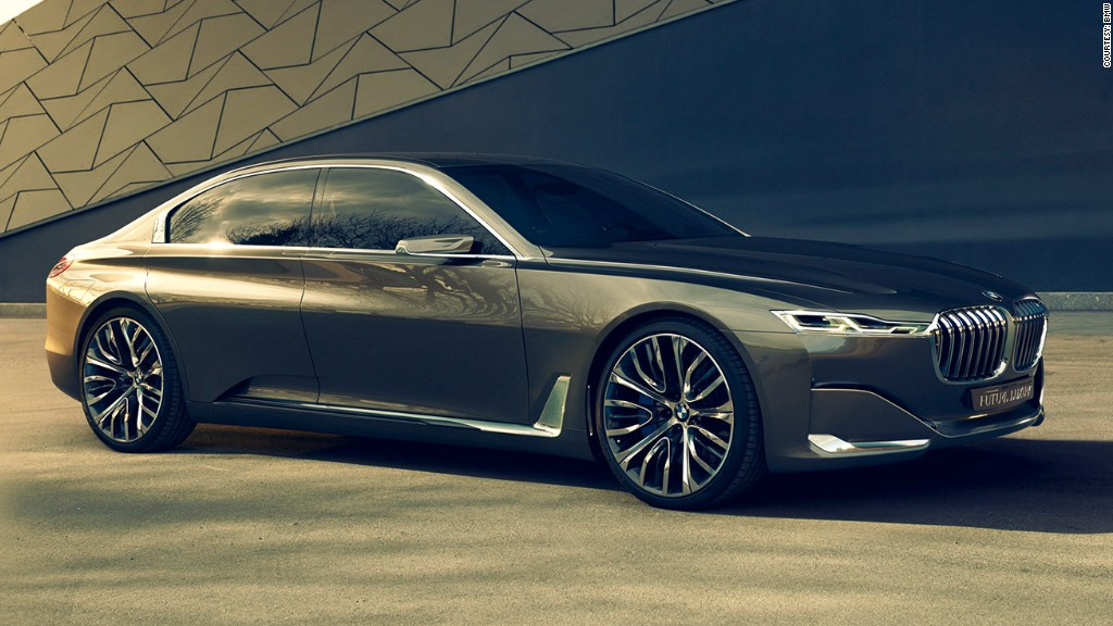 BMW Vision Future Luxury Concept - Cool cars from the ...