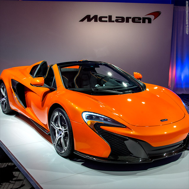 Cool Cars From The New York Auto Show