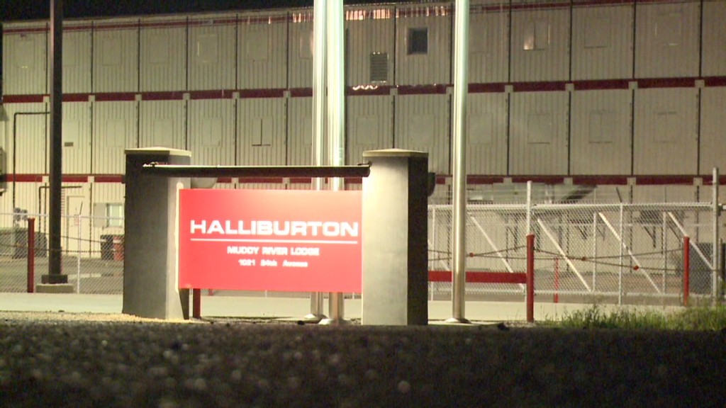 investing buzz halliburton oil gas boom north america energy_00000806