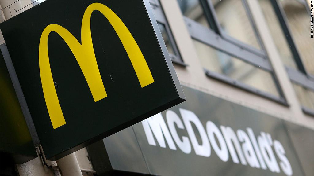mcdonalds quarterly earnings