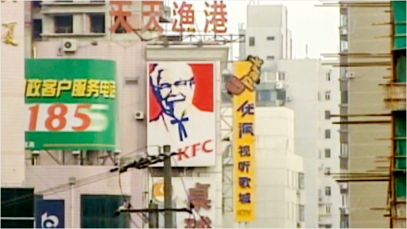 Fast food chains reveal China suppliers
