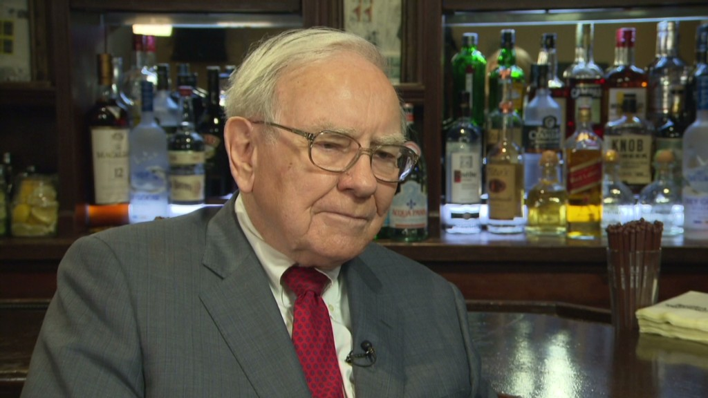 Buffett: The stock market isn't rigged