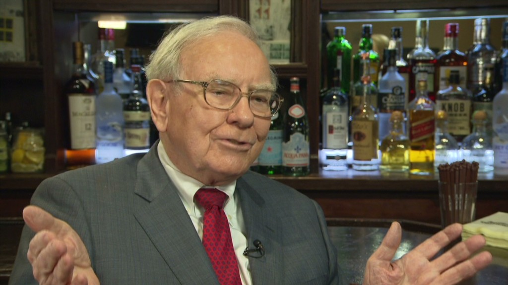 Buffett: Boards don't say no on CEO pay