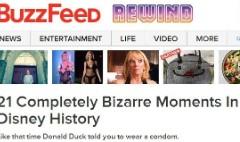 Disney tried to buy BuzzFeed