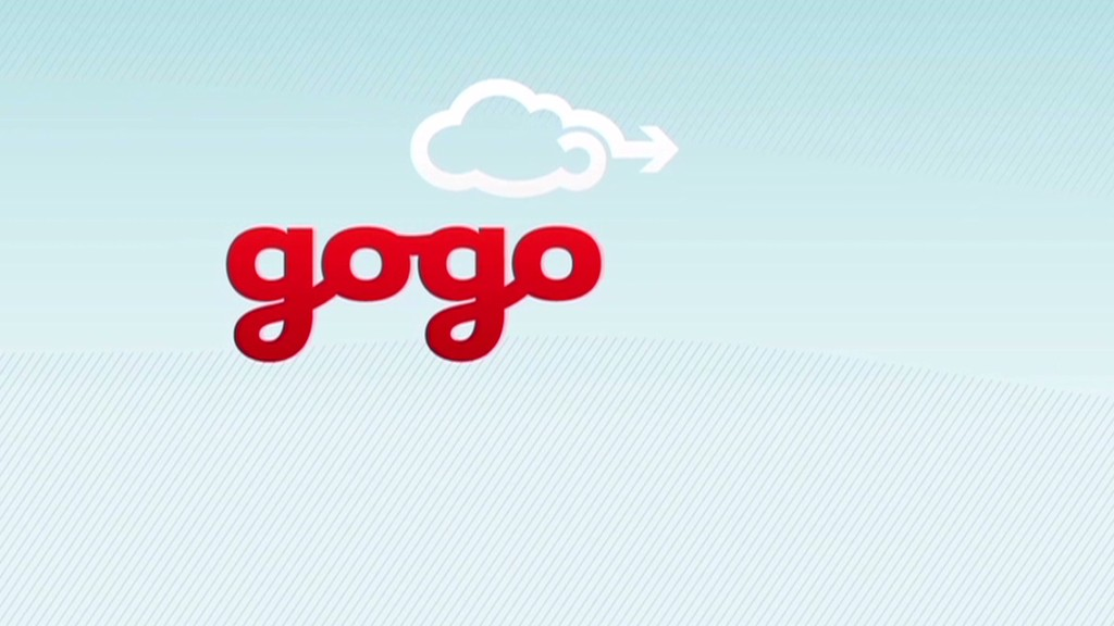 In-flight Wi-Fi stock Gogo loses altitude