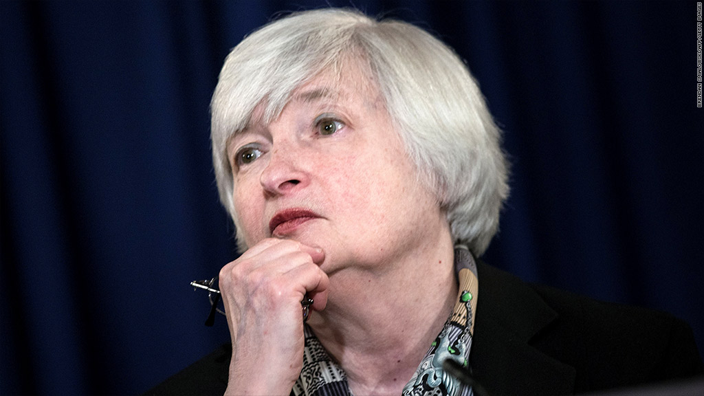 janet yellen fed statement