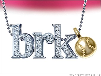 borsheims berkshire pendant