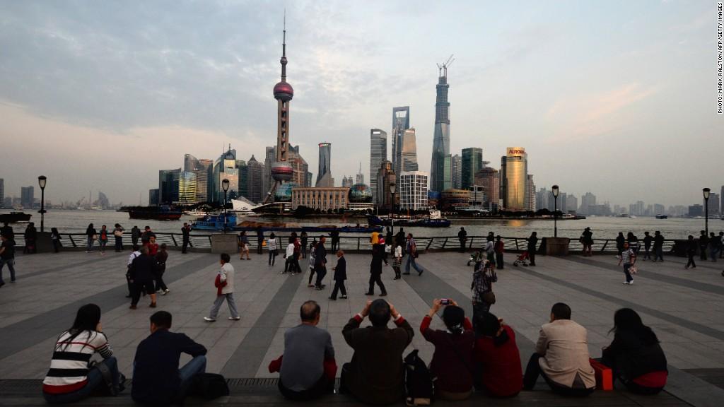 china us economy