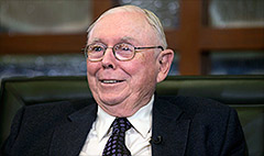 Berkshire's Munger wants 1% to take pay cut