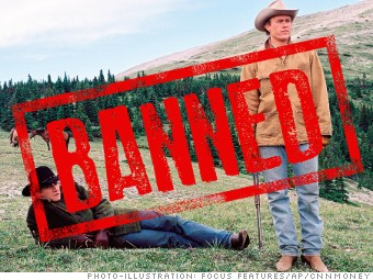banned china foreign films