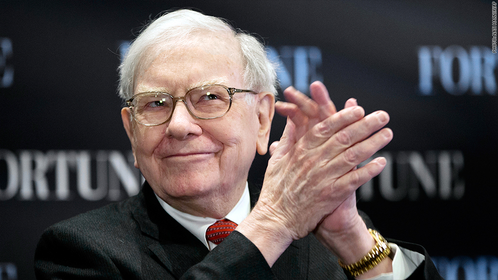 warren buffett earnings