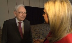 Are CEOs paid too much? Buffett weighs in